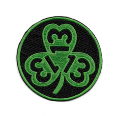 13 CLOVER SHAMROCK PATCH