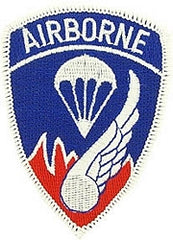 187th AIRBORNE DIVISION MILITARY PATCH