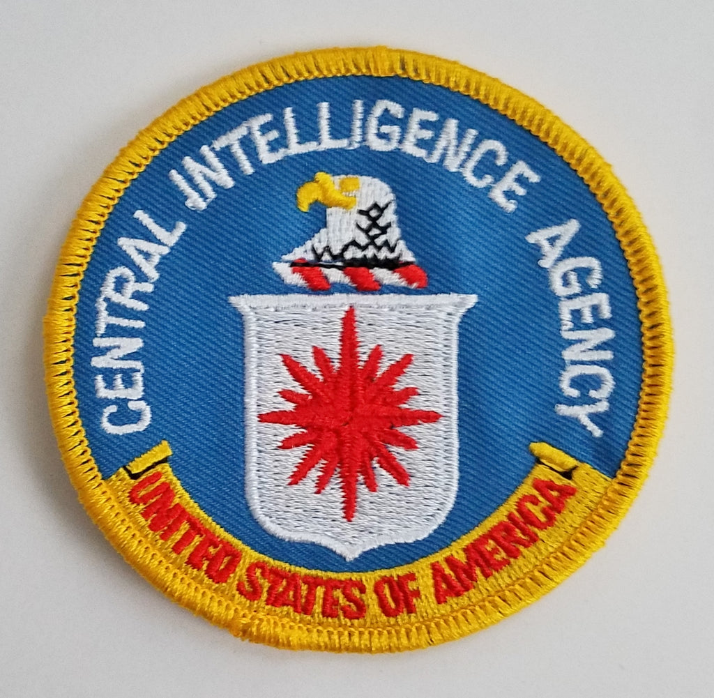 Stickers Central Intelligence Agency C.I.A Decals