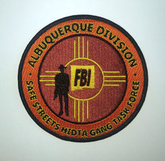 FBI Albuquerque Division Gang Task Force