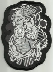 1920s Inspired Shooting Gangster Patch
