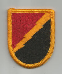 167th Support Battalion Beret Military Flash Patch