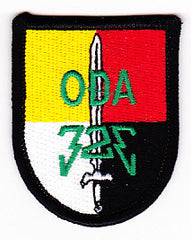 ARMY 1st Battalion 3rd Special Forces Group 323rd Operational Detachment Alpha ODA Military Patch ODA 323 FLASH PATCH