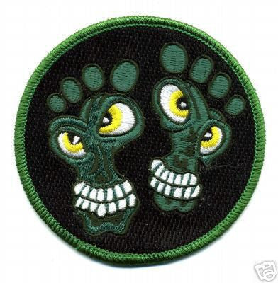 23rd SPECIAL TACTICS SQUADRON ( STS ) JOLLY GREEN, ELGIN AFB MILITARY PATCH