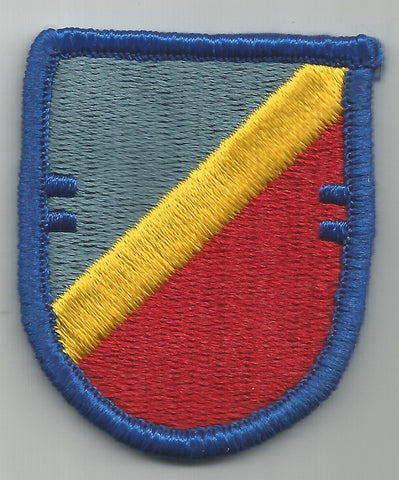 82nd Airborne Aviation 2nd Battalion Combat Beret Military Patch FLASH