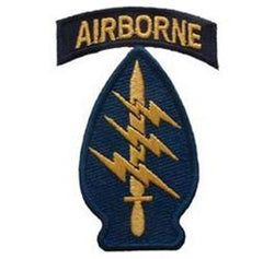 5th Special Forces - US Army - Airborne Military Patch