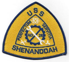 USS SHENANDOAH AD-26 DESTROYER TENDER MILITARY PATCH