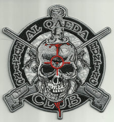 AL QAEDA HUNTING CLUB - MILITARY PATCH