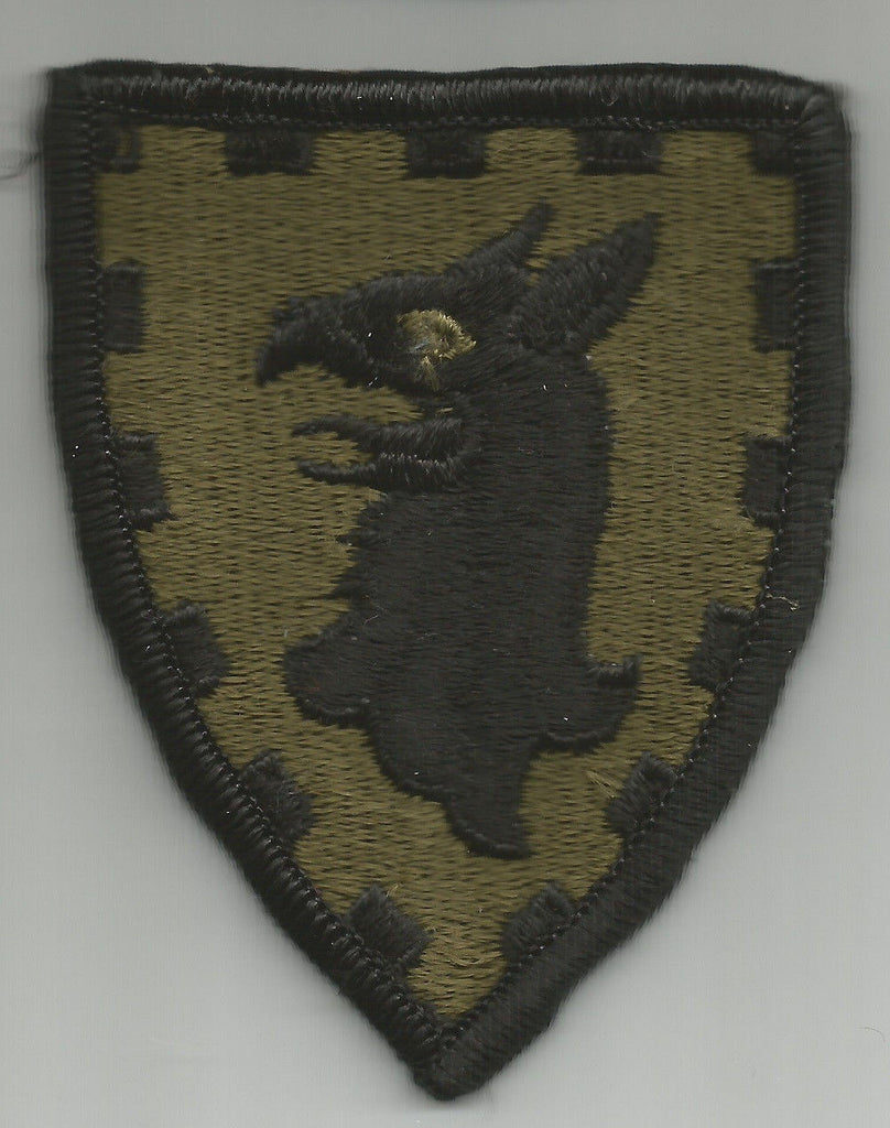ARMY - 15th Military Police MP Brigade Military Patch
