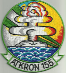 NAVY VA-155 Vertical Attack Squadron Military Patch ATKRON 155