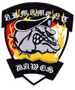ARMY  4th Battalion 2nd Aviation Regiment D Company Military Patch ARMAMENT DAWGS