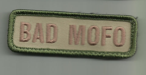 BAD MOFO HOOK & LOOP PATCH - MULTICAM
