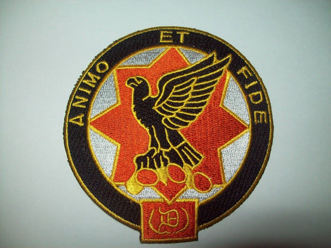 1st Cavalry Regiment Patch Insignia BLACKBIRD