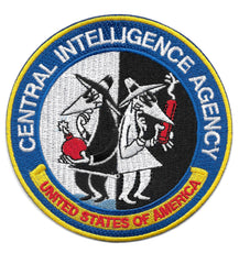 Central Intelligence Agency CIA Spy vs Spy Collectors Patch
