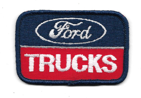 Ford Trucks Vintage Style Patch