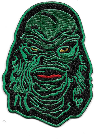 GREEN CREATURE MONSTER MOVIE PATCH - Version B