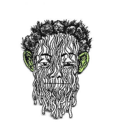 SPAGHETTI MONSTER True Detective MOVIE PATCH