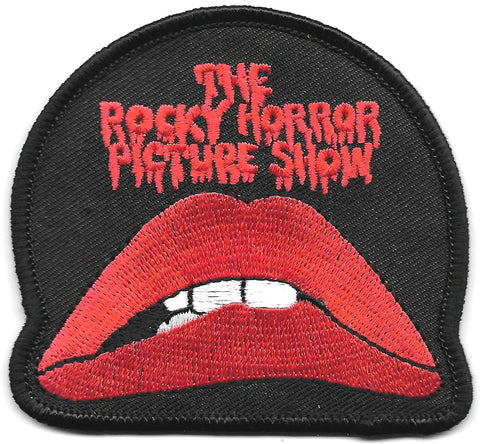 The Rocky Horror Picture Show LIPS Monster Movie Patch
