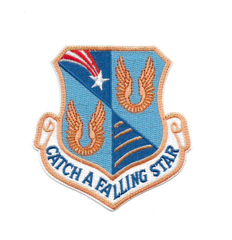 USAF 6594th Test Group Patch CATCH A FALLING STAR