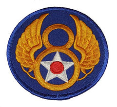 8th AIR FORCE MILITARY PATCH