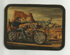DAVID MANN - GHOST RIDER - LEATHER PATCH