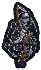 Dark Death Reaper Patch