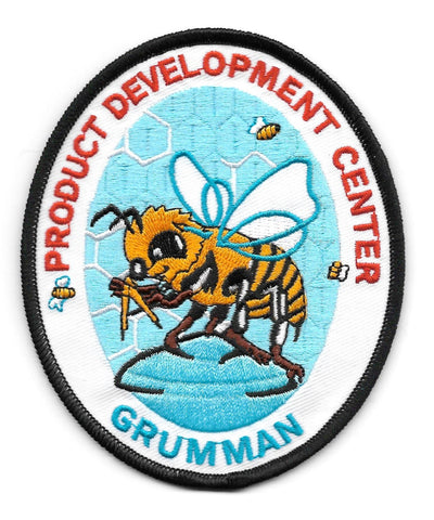 GRUMMAN Product Development Center Apollo Project Collectors Patch