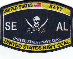 United States NAVY Weapons Special Operations Rating Special Warfare Operator Military Patch SEAL GOLD