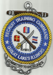 United States NAVY RTC Recruit Training Command Great Lakes, IL