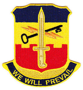 ARMY 41th Infantry Brigade Combat Team Special Troop Battalion Military Patch WE WILL PREVAIL STB-58
