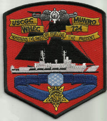 US COAST GUARD WHEC-724 USCGC MUNRO HIGH ENDURANCE CUTTER