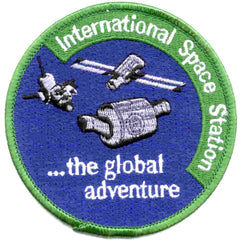 SP-237 NASA International Space Station Patch