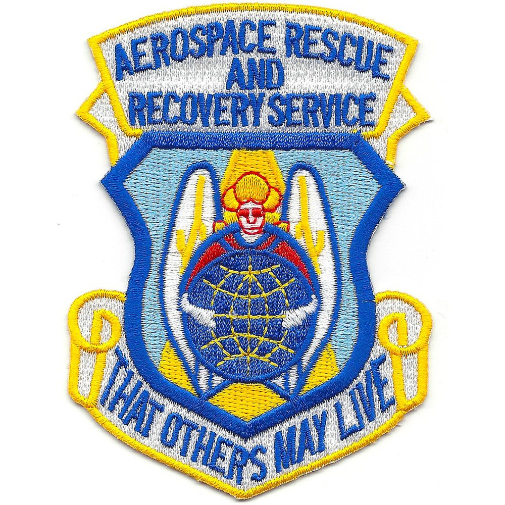 Aerospace Rescue and Recovery THAT OTHERS MAY LIVE Air Force