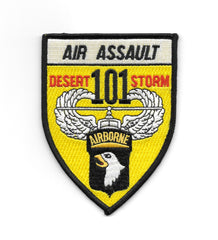101st Airborne Desert Storm Air Assault Patch