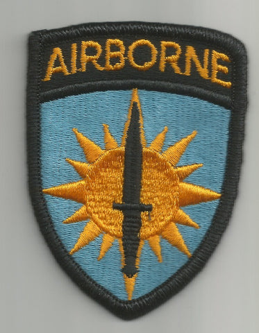 ARMY Special Operations Command SOC PACIFIC AIRBORNE SOCPAC MILITARY PATCH