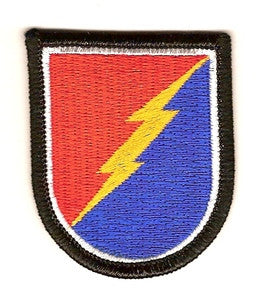 ARMY 25th Division 4th Infantry Brigade Military Patch FLASH