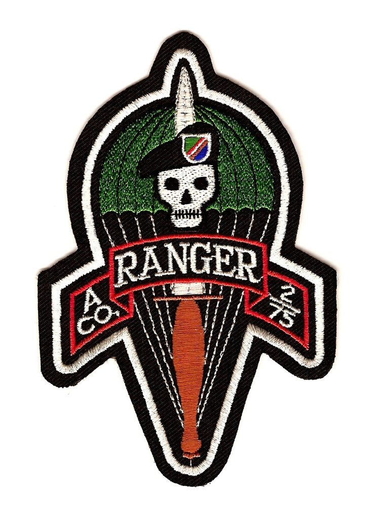 Army 2nd Battalion 75th Ranger Regiment A Co Military Patch Ranger