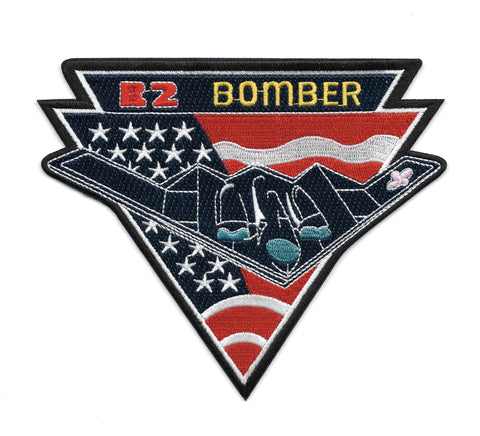 B-2 Stealth Bomber USAF Patch