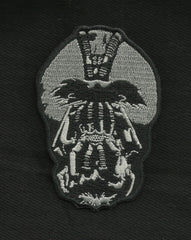 Bane Biker Hotrod Patch