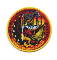 "NROL-49 TASK FORCE DELTA IV Satellite Mission ""BETTY"" Patch"