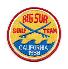Big Sur Surf Team Vintage Patch