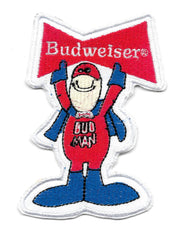 Budweiser® BUD MAN Vintage Patch