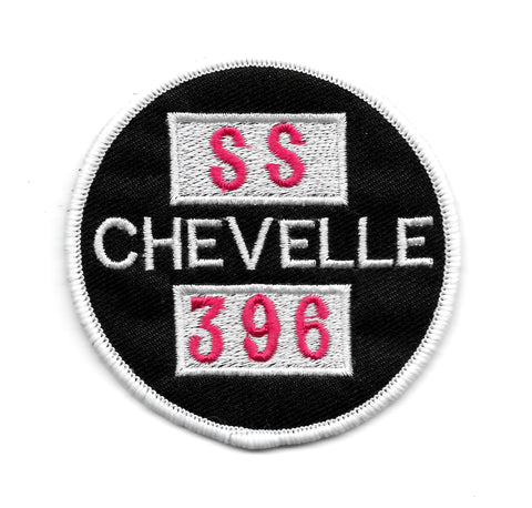 CHEVELLE SS 396 Vintage Patch