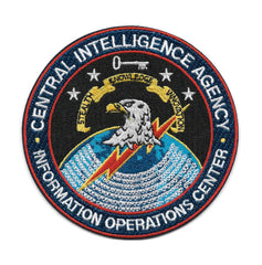 Central Intelligence Agency CIA Information Operations Center Collectors Patch