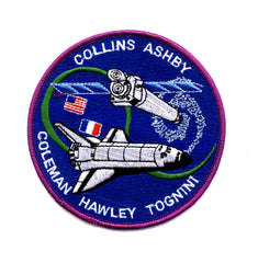 SP-129A NASA STS-93 Space Shuttle Columbia Mission Small Patch