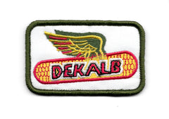 DEKALB Vintage Sew On Patch