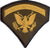 ARMY SPEC 5 MILITARY PATCH