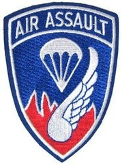 187th AIR ASSAULT ARMY MILITARY PATCH