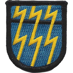 12th Special Forces Group Beret Flash Patch