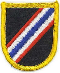 ARMY 46th SPECIAL FORCES GROUP MILITARY PATCH FLASH